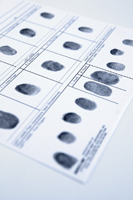 Fingerprint Sheet